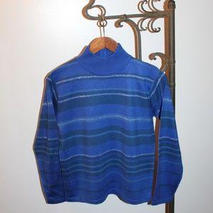 Studio Works Petite Women's Longsleeve Sweater
